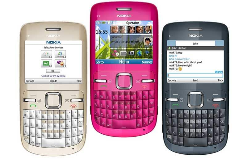 Nokia C3 review and specs